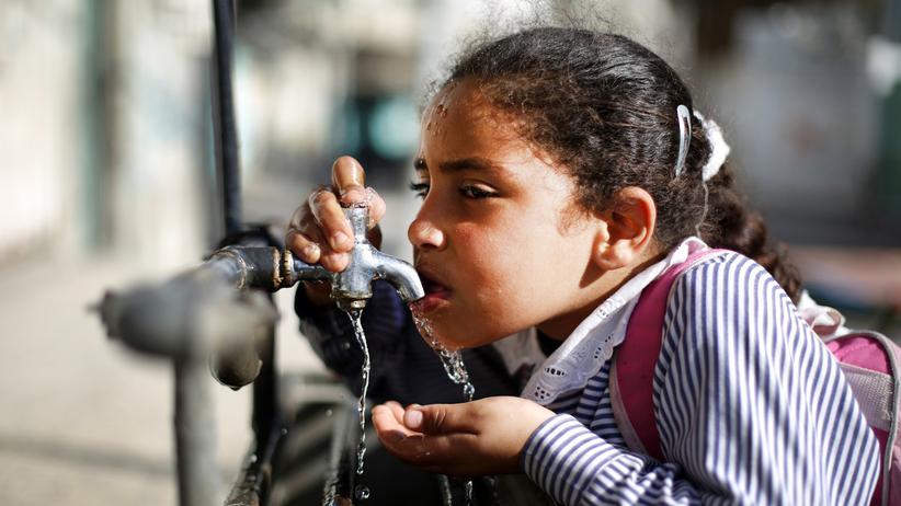Wissen, Meerwasser, Trinkwasser, Wasserversorgung, Israel, Nahost, Wasser