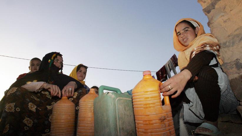 Marokko: Wasser ist für Golfplätze da