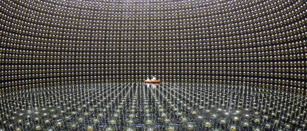 Physik Nobelpreis Takaaki Kajita Arthur B. Mc Donald Neutrinos Super-Kamiokande 2015