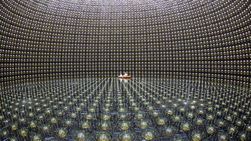 Physik-Nobelpreis: Klein, klein –aber wichtig fürs Universum