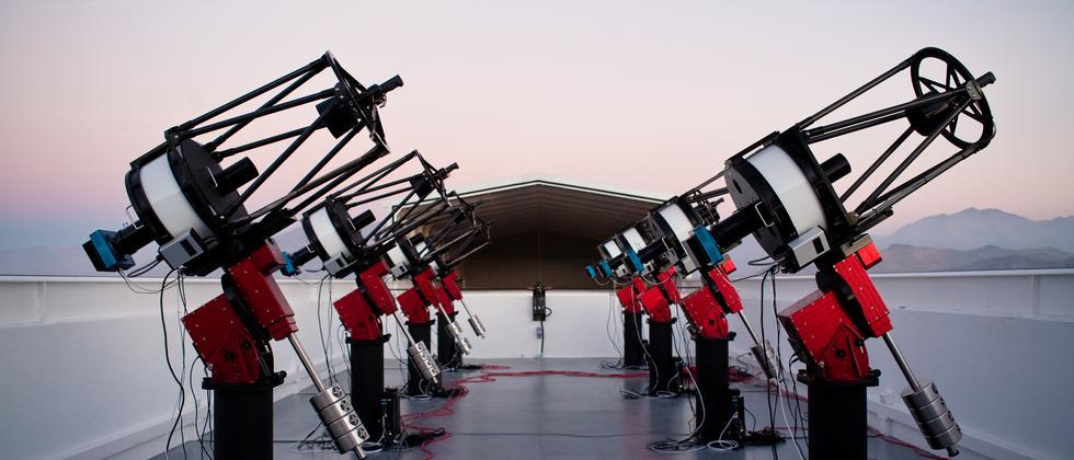 Chile Weltraumteleskop Astronomie Sterne Planeten