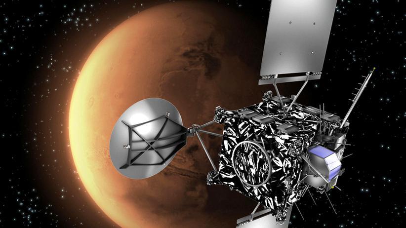 Rosetta Philae Tschuri Komet Sonde Weltraum Sonnensystem