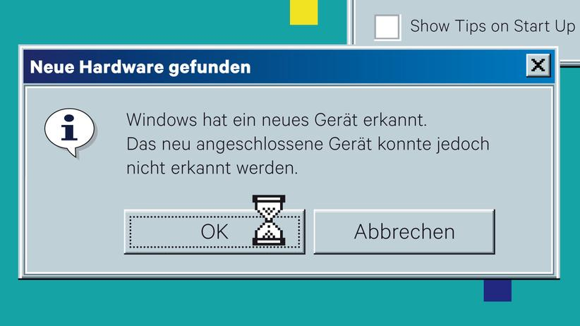 Grafik: 30 Jahre Windows