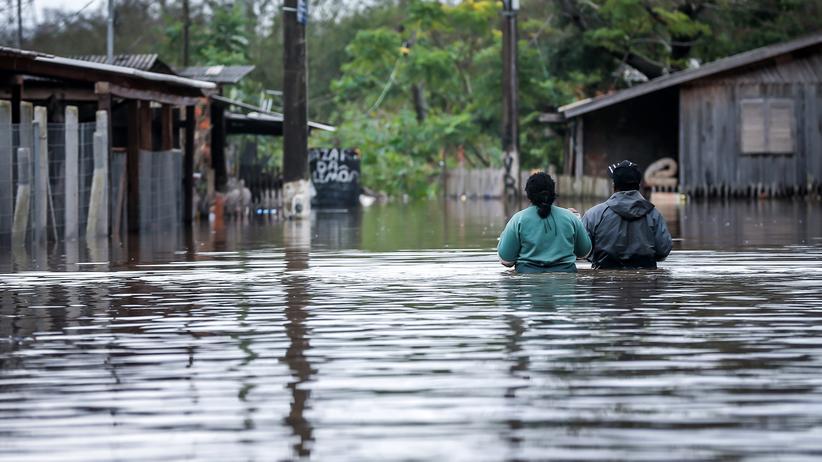 El Niño: Wetterchaos auf der Südhalbkugel