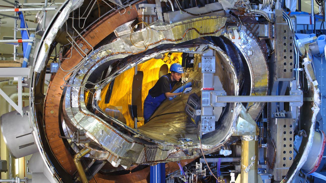 Kernfusion Reaktor