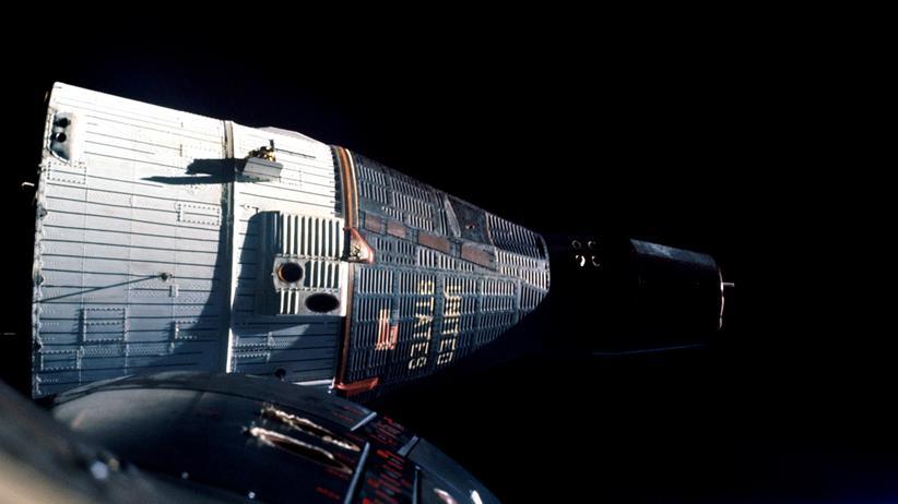 Gemini Raumfahrt Raumschiff Weltraum All Nasa Mission