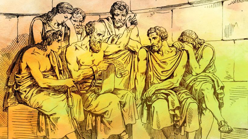 Platon und Sokrates: Das Schöne, das Gute, das Wahre
