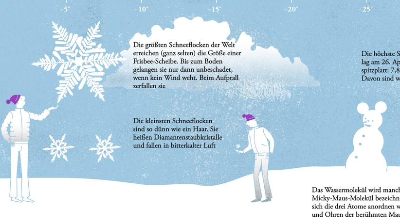 Schneeflocken: Let it snow!