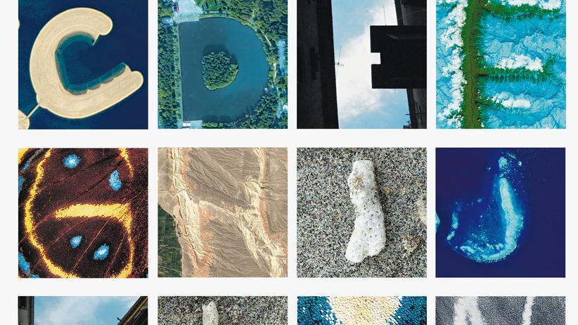 Alphabete: Die Welt von A bis Z