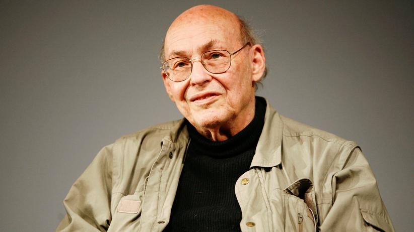Marvin Minsky: Marvin Minsky, Multigenie (Archivbild von 2008)