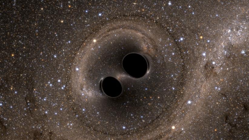 Gravitationswellen, Albert Einstein, Relativitätstheorie, Nobelpreis, Schwarze Löcher