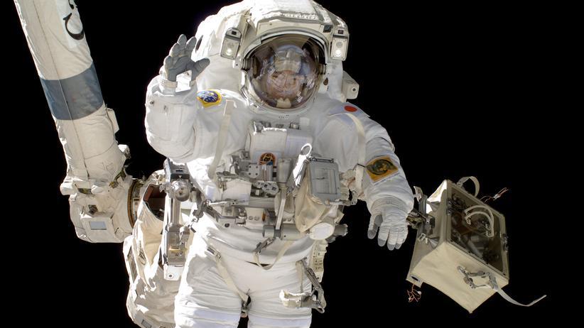Stimmt's?: Zerplatzt ein Mensch ohne Raumanzug im All?