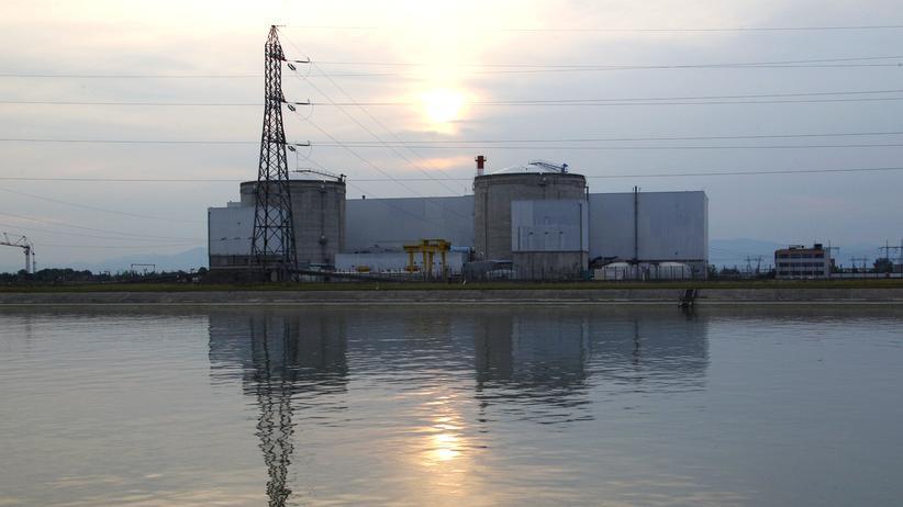 Das Atomkraftwerk Fessenheim steht schon länger in der Kritik.