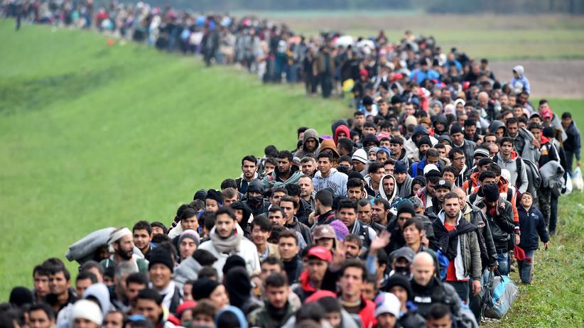 Flüchtlingskrise: Neidisch auf die Flüchtlinge?
