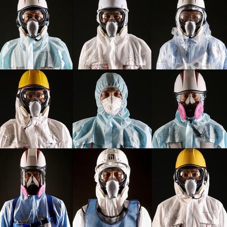 Fukushima: Nine to five im Schutzanzug
