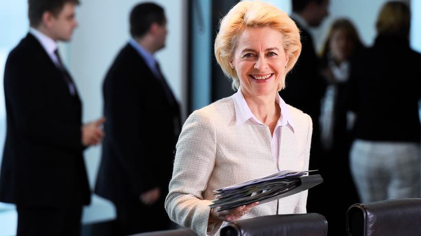Ursula von der Leyen (CDU)