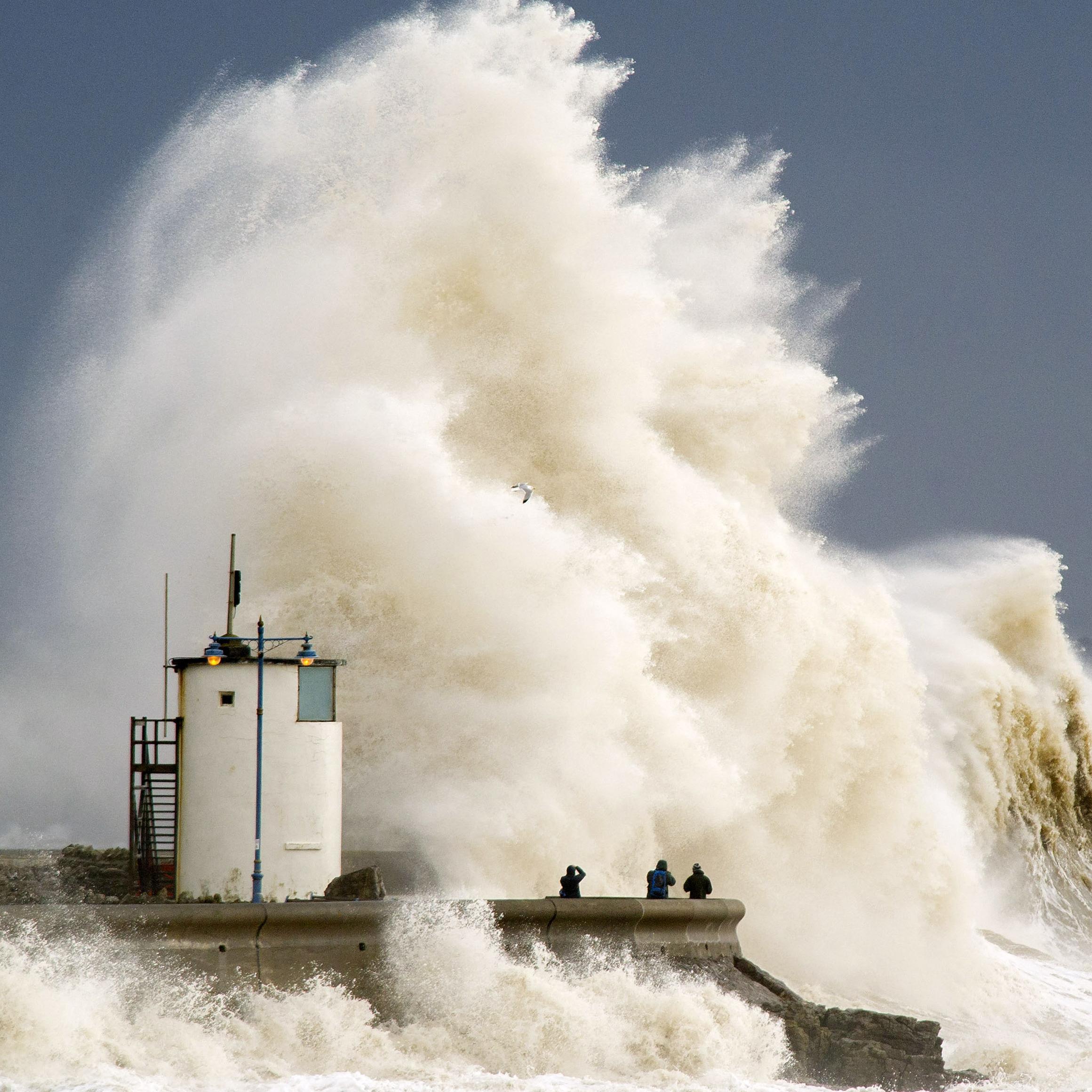 Ohne Wellen geht nichts