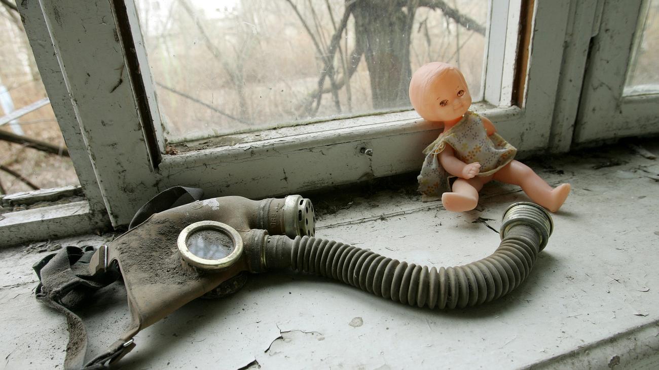 Strahlenkrankheit Tschernobyl