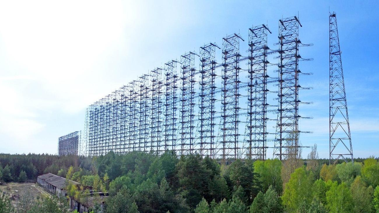 Tschernobyl Die Unerz 228 Hlte Geschichte Vom Ende Des Kalten