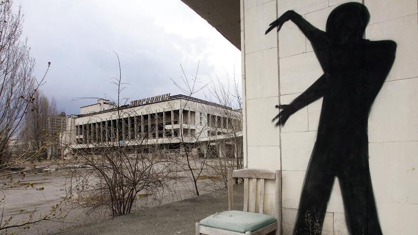 Tschernobyl: Mit Tschernobyl endete meine Kindheit