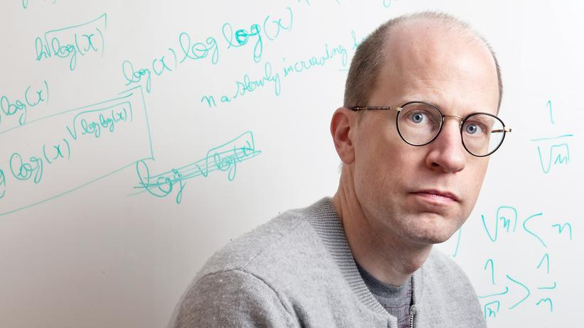 Nick Bostrom: Der Philosoph Nick Bostrom am Future of Humanity Institute der Universität Oxford