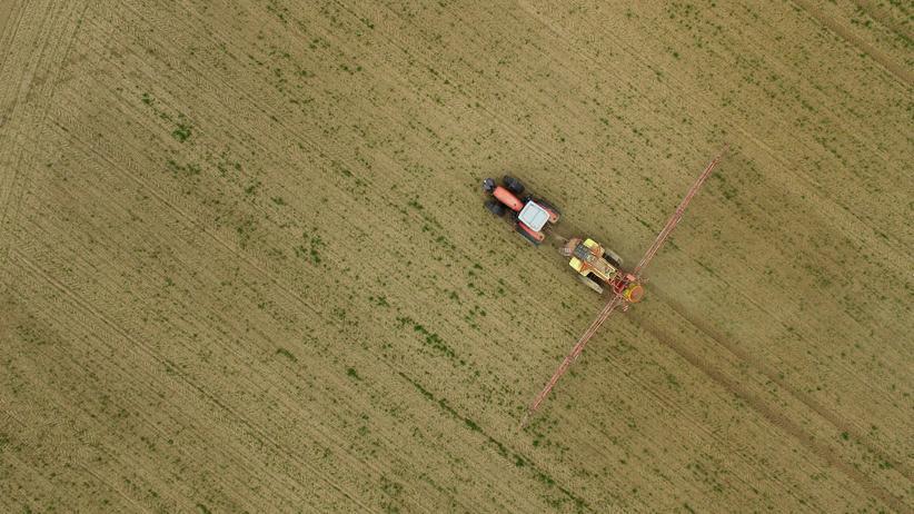 Pflanzenschutzmittel Glyphosat Risiko Krebs EU-Verbot EU-Kommission