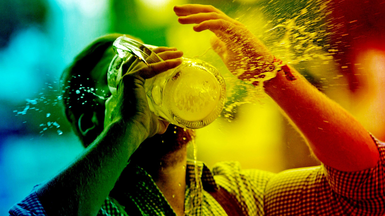 Stimmungsmacher Alkohol