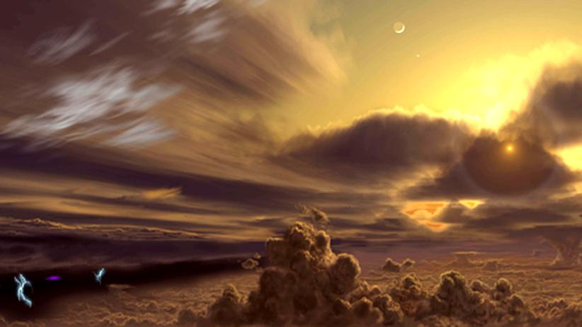 Jupiter Juno Raumsonde Nasa Magnetfeld Kern Planet Wolken
