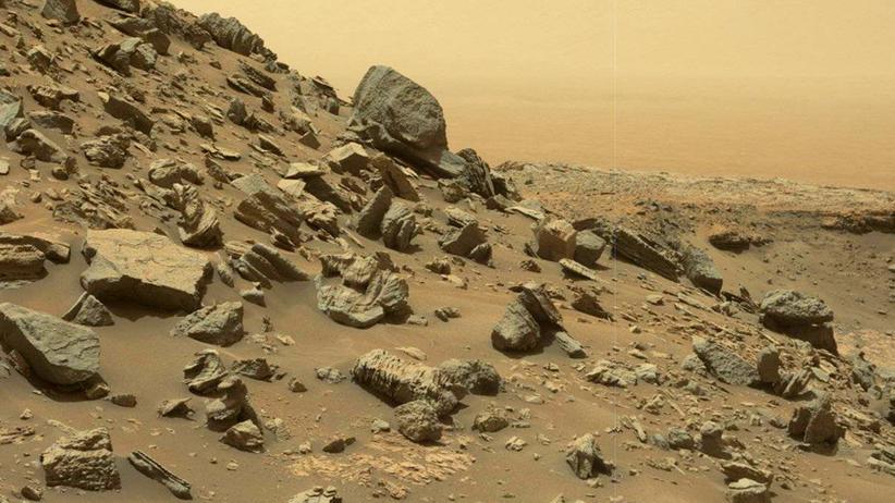 Marsrover, Curiosity, NASA