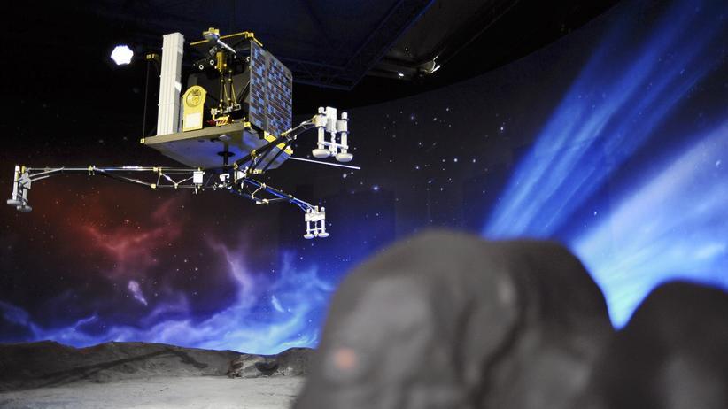 Rosetta-Mission: Die letzte Landung