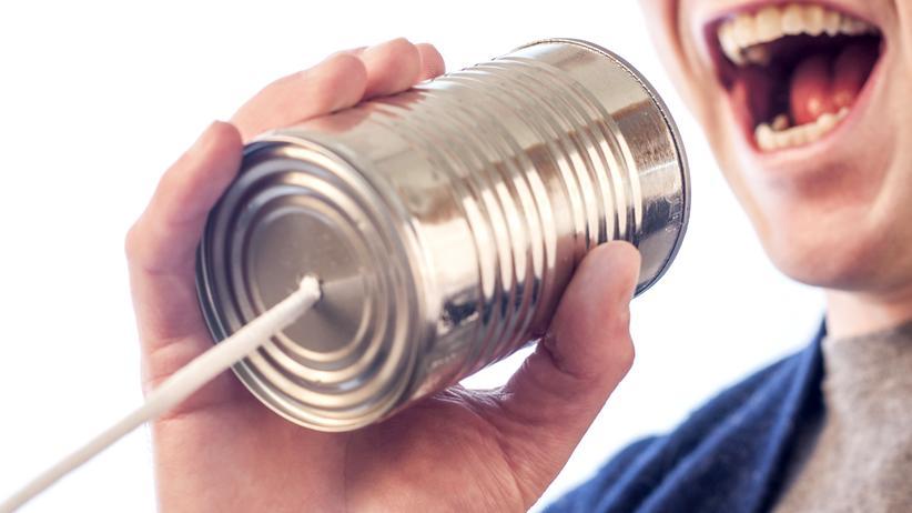 Stottern: Wenn die Sprechwerkzeuge streiken