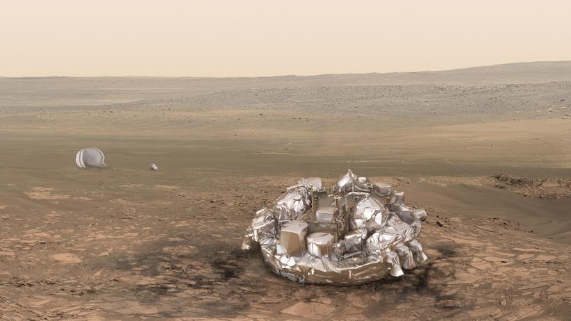 ExoMars-Mission: Wer war eigentlich Schiaparelli?