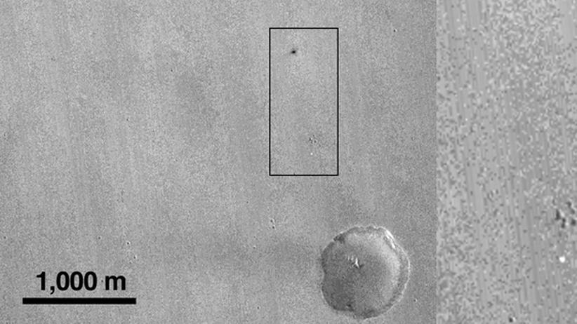 ExoMars: Marssonde Schiaparelli soll beim Aufprall explodiert sein
