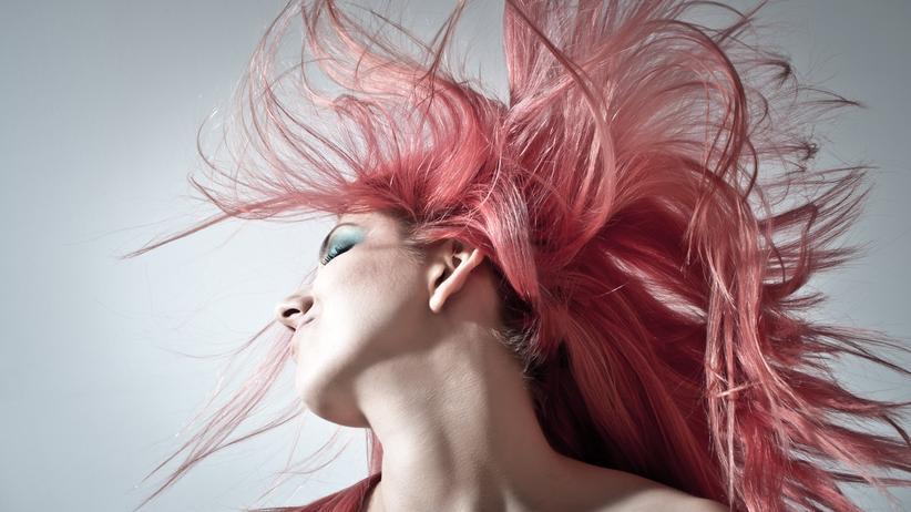 Haare Frisuren Fakten Physik Chemie