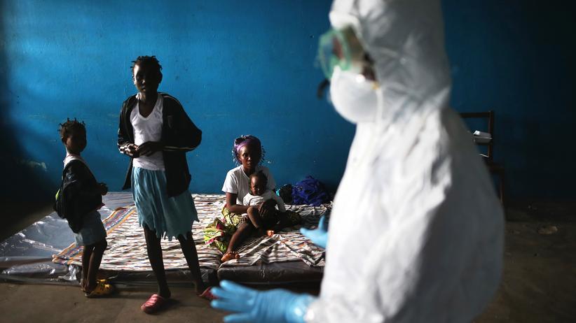 Impfstoff: Mittel gegen Ebola womöglich gefunden