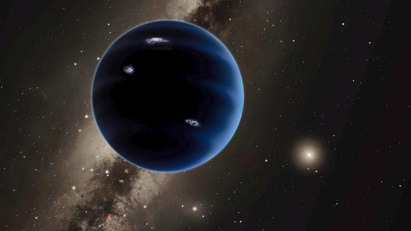 Planet neun Sonnsystem Forschung Astronomie