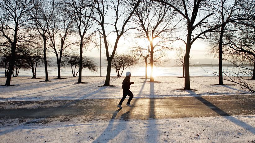 Sport im Winter: Innerer Schweinehund? Gibt es nicht!