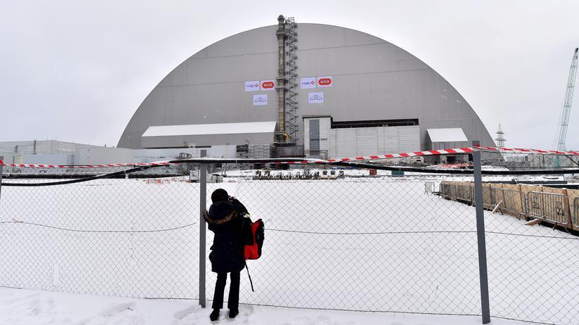 Tschernobyls neue Hülle: Teures Geschenk. Nicht aufmachen.
