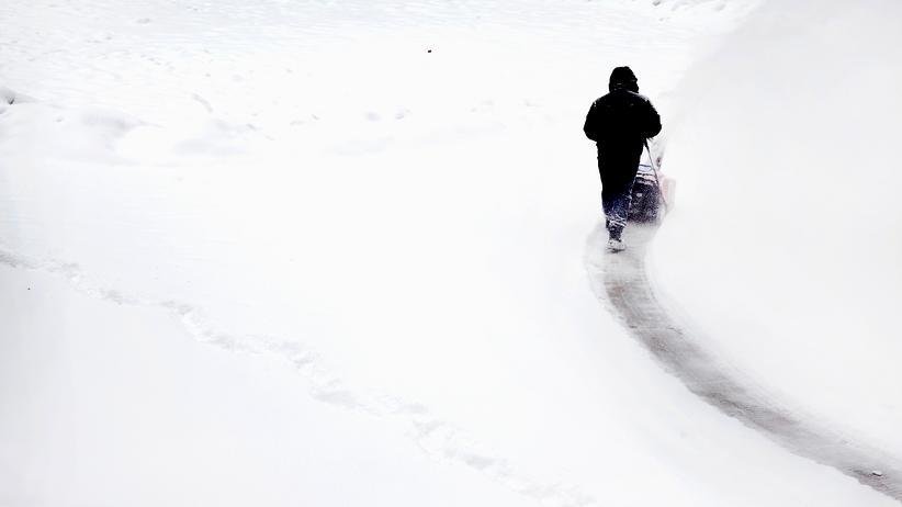 """Winter: """"Der Mensch ist nicht für den Winter gemacht"""""""
