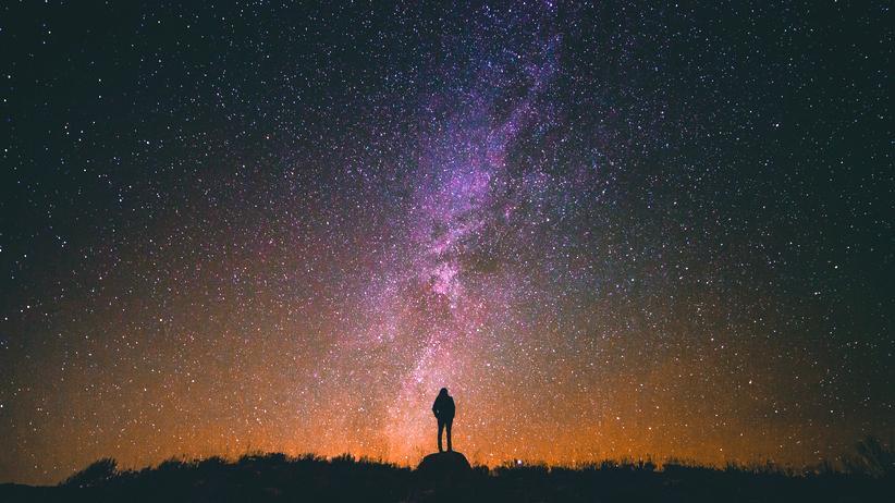 Astrophysik Fast Radio Burst Sterne Galaxie Strahlung Ursprung Weltraum