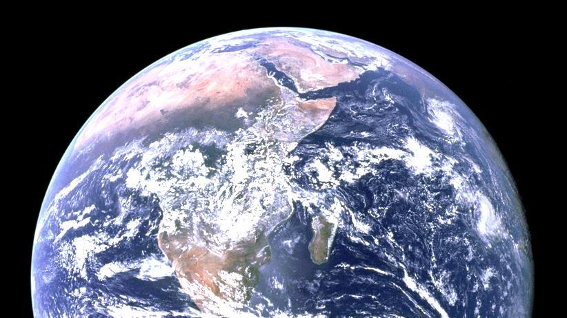 Astronomie: Woher kam dein Wasser, blauer Planet?