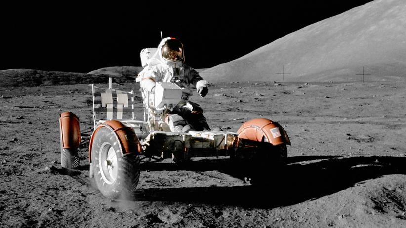 Eugene Cernan: Der letzte Mondfahrer ist tot