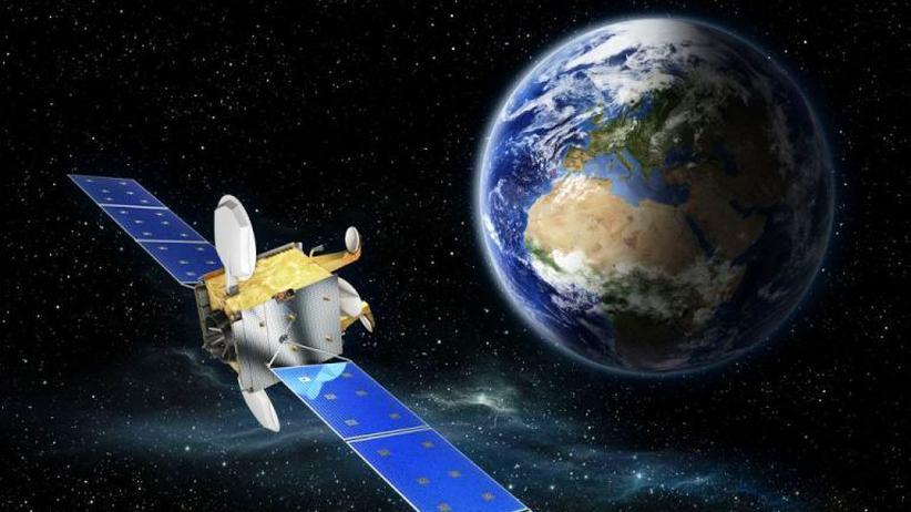 Raumfahrt: In Bremen gebauter Satellit ist im Weltall angekommen