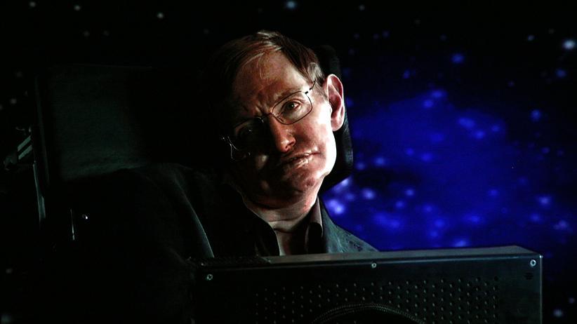 "Physik-Quiz: Stephen Hawking, der aus ""Big Bang Theory""?"