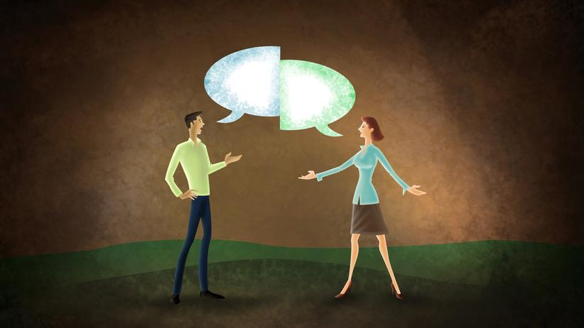 Kommunikation: Streit kann die Welt retten, wenn man weiß, wie er tickt.