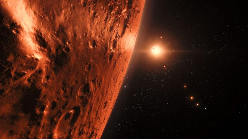 Planetenentdeckung: Wow-Effekt im Weltall