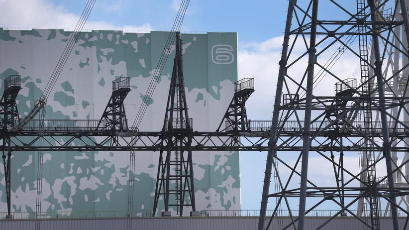 fukushima japan atomkraftwerk atomkraft GAU