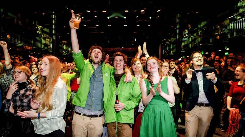 Niederlande Wahl Angst Wut Grüne Partei