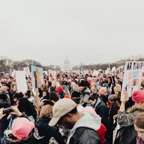 March for Science Trump Washington Demonstration USA Leseraufruf