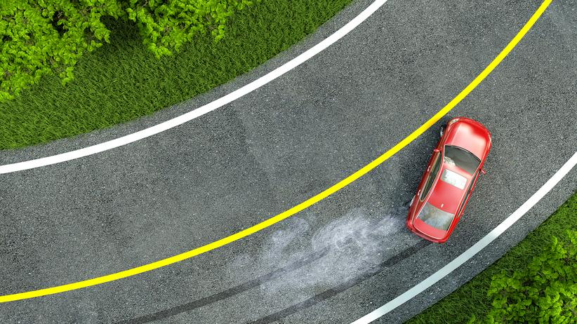 Bremsen: Bremsen war und ist riskant. Schließlich geht der Mensch dabei mit Kräften um, die schwerer zu kontrollieren sind als das vorwärtsstrebende Gefährt.